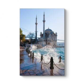 Ortaköy Camii Dalga Tablosu