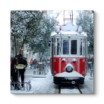 Tramvay ve Kar Tablosu