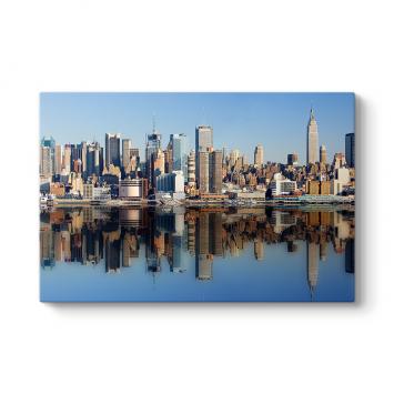 New York Yansıma Tablosu