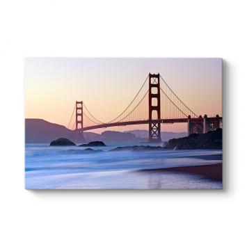 Golden Gate Köprü Tablosu