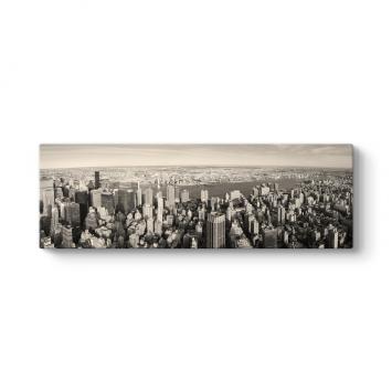 Manhattan Panorama Tablo