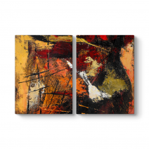 Abstract Acrylic Tablo