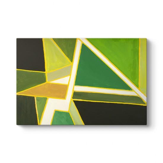 Green Pattern Tablosu
