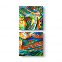 Renkli Boyalar Tablosu