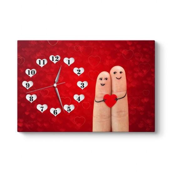 Sevgiliye Tablo Saat