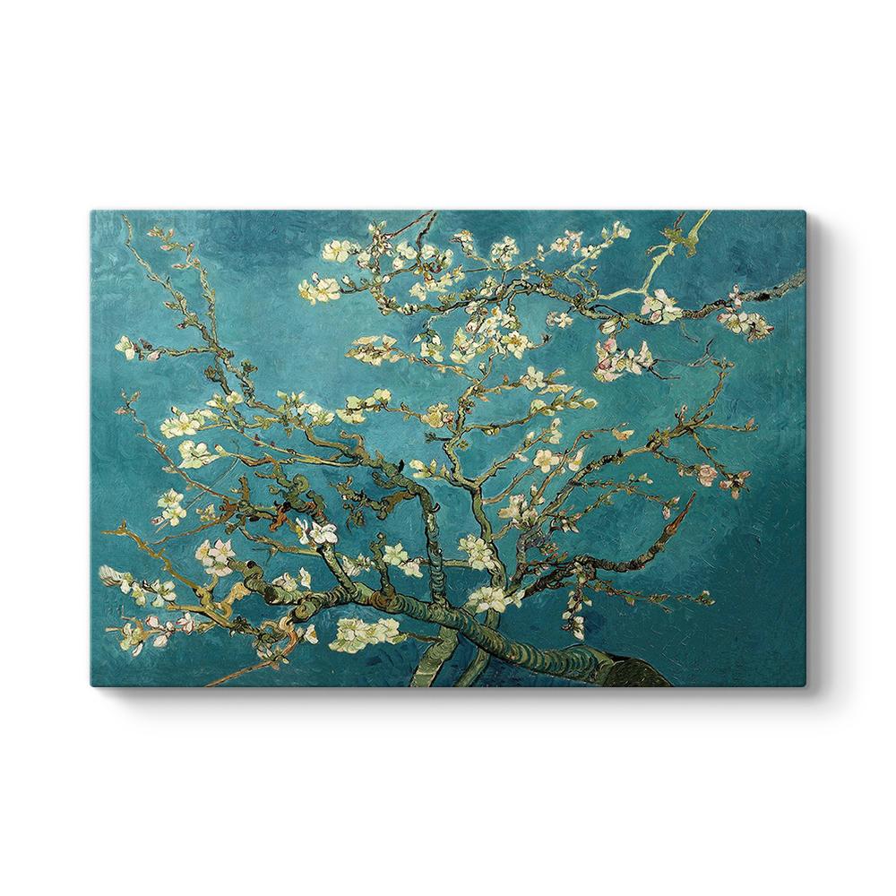 Vincent Van Gogh - Blossoming Almond Tablosu