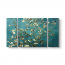 Vincent Van Gogh - Blossoming Almond Tablosu