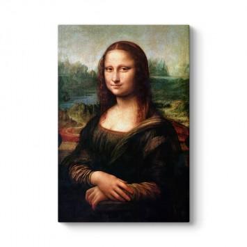 Leonardo da Vinci - Mona Lisa Tablosu