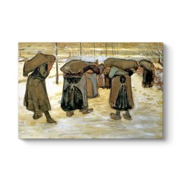 Vincent Van Gogh - Femmes Tablosu