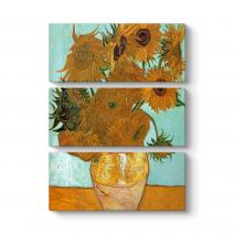 Vincent Van Gogh - Les Tournesols Tablosu