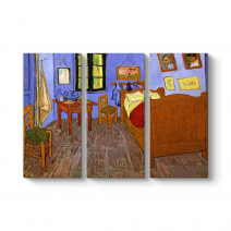 Vincent Van Gogh - The Room Tablosu