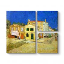 Vincent Van Gogh - The House Tablosu