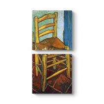 Vincent Van Gogh - La Chaise Tablosu