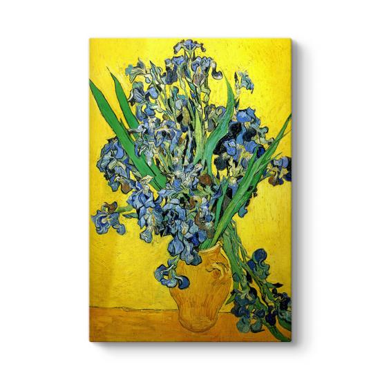 Vincent Van Gogh - Les Iris Tablosu