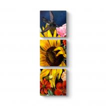 Frida Kahlo - Flower Basket Tablosu