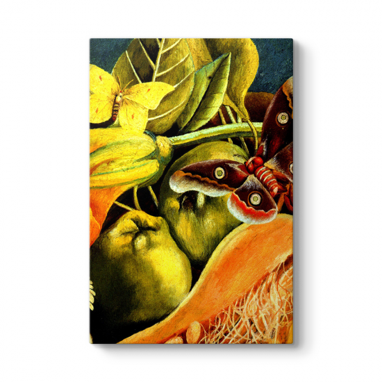 Frida Kahlo - Nature Morte Tablosu