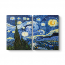 Vincent Van Gogh - Starry Night Tablosu