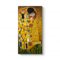 Gustav Klimt - The Kiss Tablosu