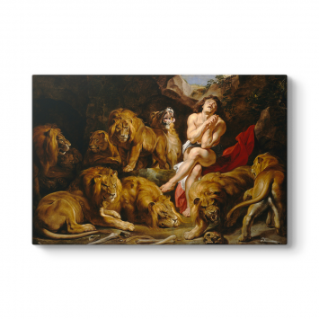 Peter Paul Rubens - Lions Tablosu