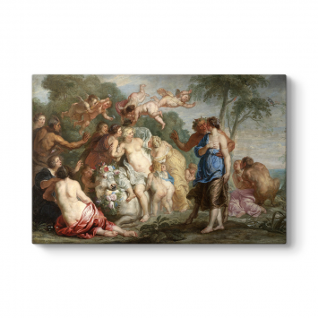 Peter Paul Rubens - Europa Tablosu
