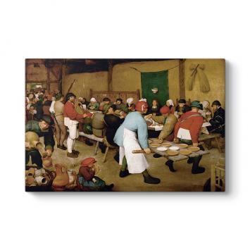 Pieter Bruegel - The Elder Tablosu
