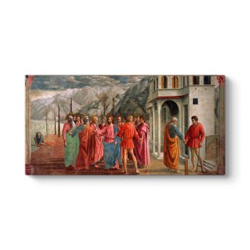 Tommaso Masaccio - Money Tablosu