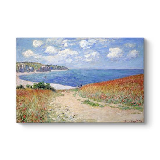 Claude Monet - Nature as Muse Tablosu