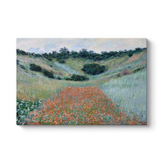 Claude Monet - Hollow Near Tablosu