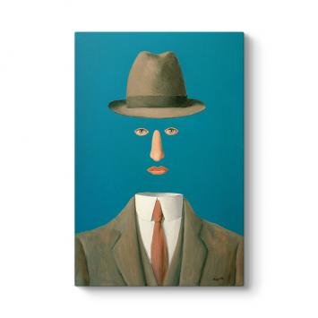 Rene Magritte - Baucis Landscape Tablosu