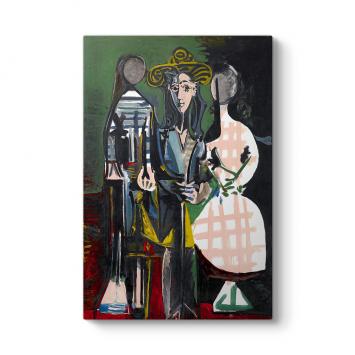 Pablo Picasso - Jacqueline Tablosu