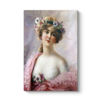 Emile Vernon - Summer Beauty Tablosu