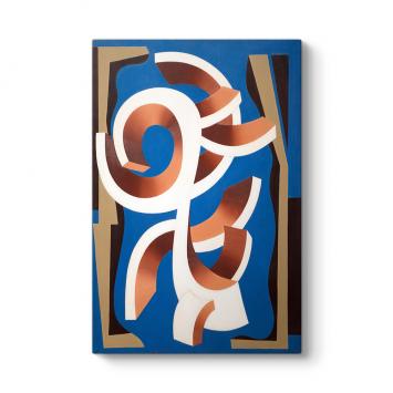 Charles Biederman - Untitled Tablosu