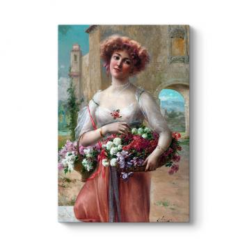 Emile Vernon - Beautiful Women Tablosu