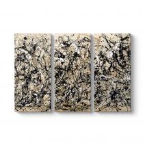 Jackson Pollock - Autumn Rhythm Tablosu