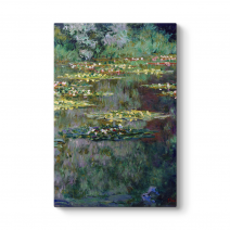 Claude Monet - Bassin Des Nympheas Tablosu