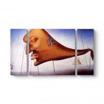 Salvador Dali - Le Sommeil Tablosu