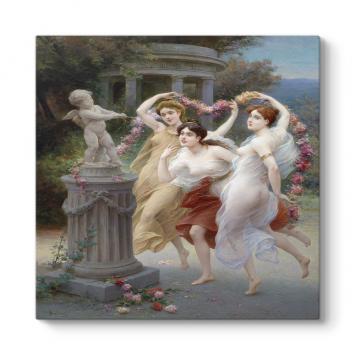 Jules Scalbert - The Spring Dance Tablosu