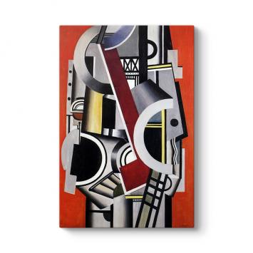 Fernand Leger - Machine Element Tablosu
