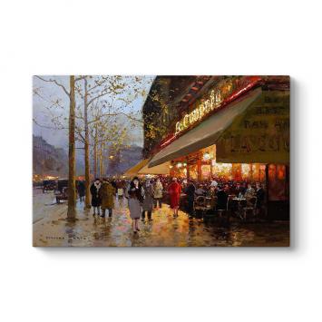 Edouard Cortes - Paris Tablosu