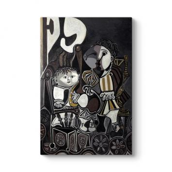 Pablo Picasso - Kubizm Tablosu