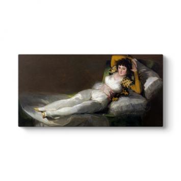 Francisco Goya - Giyinik Maya Tablosu