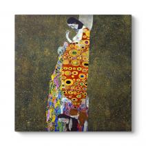 Gustav Klimt - Hope II Tablosu