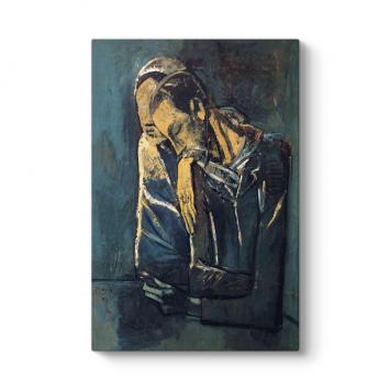 Pablo Picasso - Two Figures Tablosu