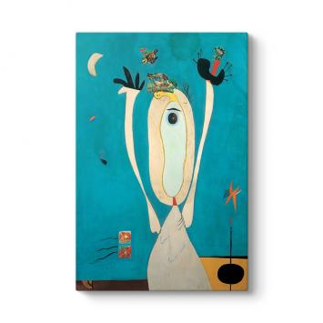 Joan Miro - Başkalaşım Tablosu