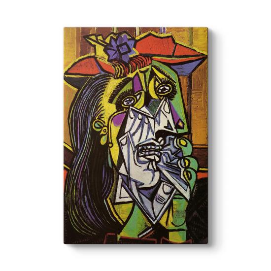 Pablo Picasso - Weeping Women Tablosu