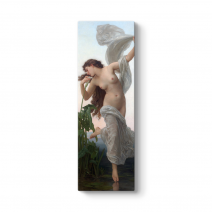 William Adolphe Bouguereau - Dawn Tablosu