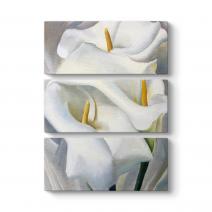 Georgia OKeeffe - Flower Tablosu