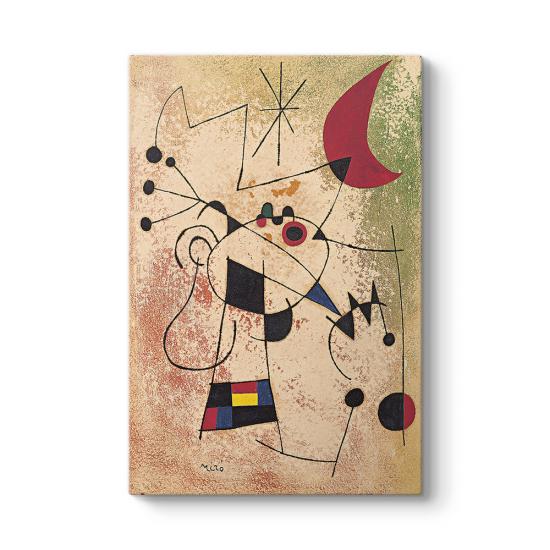 Joan Miro - The Lightning Tablosu
