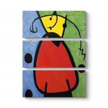 Joan Miro - Birthday Tablosu
