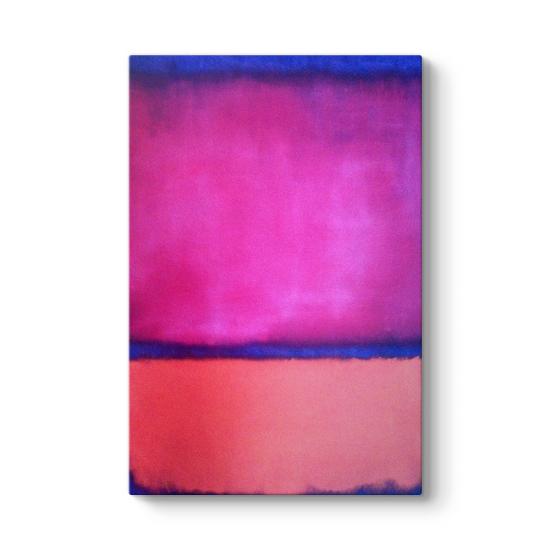 Mark Rothko - Pembe Tablosu